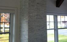 Résidentiel – Colonne en marbre